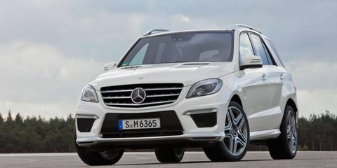The alleged Boston Marathon bombers carjacked a 2013 Mercedes-Benz ML350 with an active mbrace subscription.