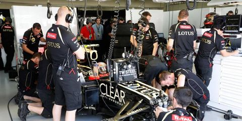 Top teams in Formula One can burn through a budget of more than $250 million in a season.