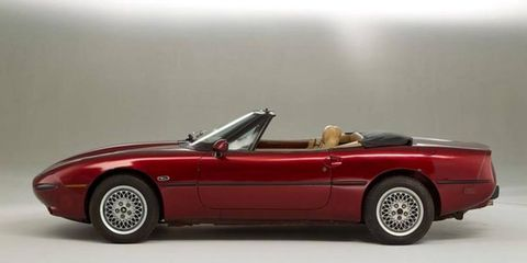 The Jaguar XJ41 may have been the F-Type...if Ford hadn't bought the company.