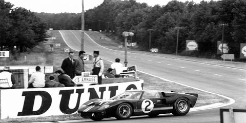 Ford is expected to announce a 2016 return to Le Mans.