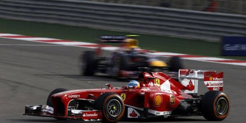 Fernando Alonso is looking forward to having a good race in his native Spain this weekend.