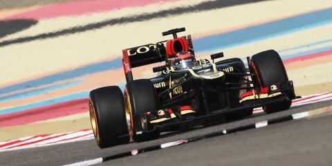 Kimi Raikkonen isn't concerned by the departure of Lotus technical director, James Allison.