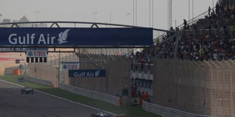 Formula One races outside of Europe at places like Abu Dhabi are becoming more the norm rather than the exception.