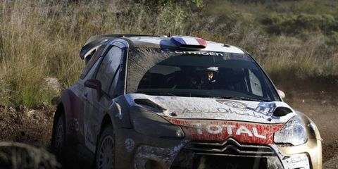 Sebastien Loeb chose not to run a full World Rally Championship schedule, but that didn't keep him from winning his eighth straight Rally Argentina.