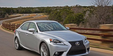 The 2014 Lexus IS sedan will arrive at dealerships this summer with a new design, driving dynamics, technology and increased interior and cargo room.