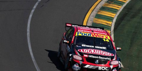Fabian Coulthard, second cousin of Formula One racer David Coulthard -- won race three of the four races in the Austin 400 in Texas.