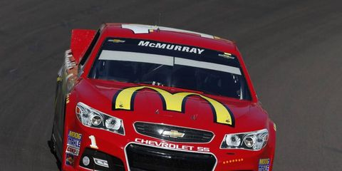 Jamie McMurray had his way with the competition in the Sprint Showdown, and to no one's surprise, Danica Patrick got the fan vote to advance to the All-Star race.