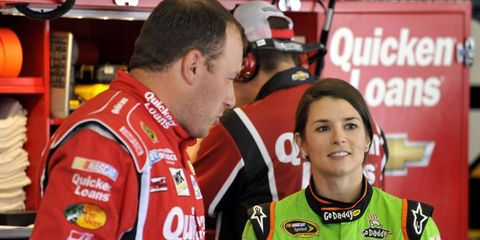 Despite what the cynics say, NASCAR wasn't making rules to benefit Danica Patrick.