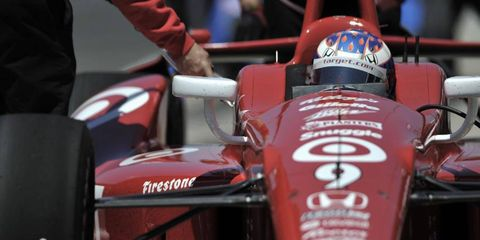 The qualifying order for the Indy 500 has been set.