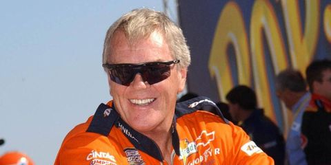 NASCAR Sprint Cup Series driver Dick Trickle was a late-comer to the big stage.