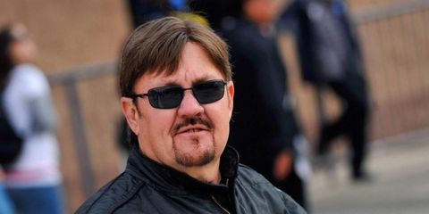 Did Mike Harmon steal a NASCAR hauler? Jennifer Jo Cobb thinks he might have...