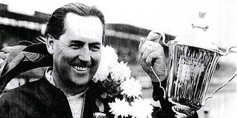 Sir Jack Brabham was the first driver to be knighted for his contribution to motorsports.