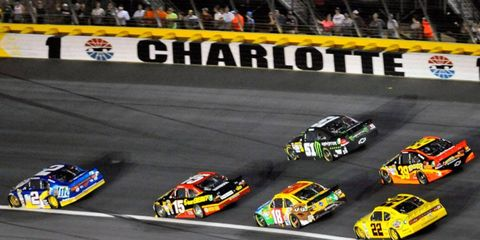 A new format should encourage harder racing throughout all of the segments at this year's NASCAR Sprint All-Star race.