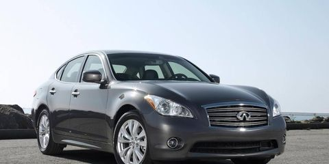 Infiniti plans to add another model above the current Q70 flagship sedan, formerly apart of the M line.