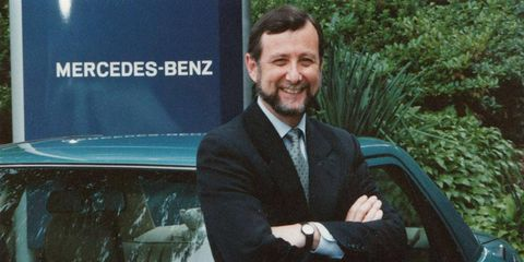A.B. Shuman, hot-rodder and former Mercedes-Benz spokesman, died Friday at the age of 72.