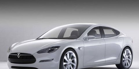 The Model S outsold luxury rivals in the first quarter of 2013.