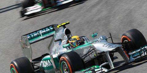 Lewis Hamilton came in 12th place at the Spanish Grand Prix over the weekend, but despite the stumble, he thinks his Mercedes team can rebound.
