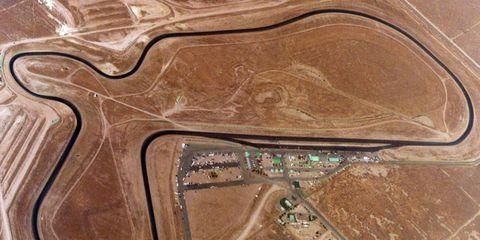 The nine-race American Indycar Series was held at Willow Springs International Raceway in California.