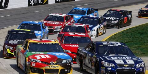 Who had the most dominant season in NASCAR? Was it Dale Earnhardt in 1987? Or Richard Petty in 1975?