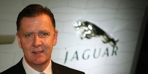 Mike O'Driscoll is moving into a top leadership role with Williams Grand Prix Holdings.