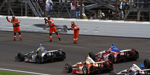 Tony Kanaan won the Indy 500 in a weekend that featured racing of all kinds.