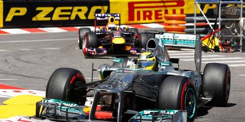 It appears that Nico Rosberg and Lewis Hamilton may have gained a competitive advantage though extra test sessions that fell outside of F1 regulations.