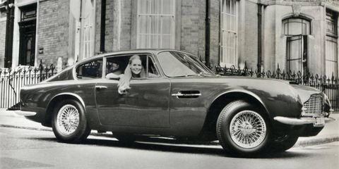 A 1967 Aston Martin DB6 with air conditioning was listed at $9,700 in Autoweek's 1968 classifieds.