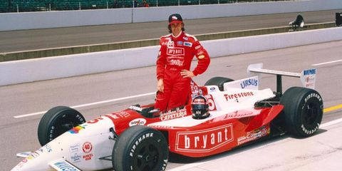 IndyCar officials believe that the series would be boosted by an assault on the speed record at the Indianapolis Motor Speedway. Arie Luyendyk's qualifying speed record of 237.498 has lasted since 1996.