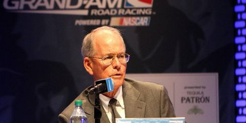 Grand-Am founder Jim France will be on hand to wave the starting flag for the 24 Hours of LeMans.