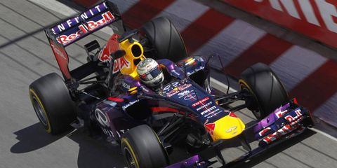 Sebastian Vettel said that Pirelli's role in the Formula One Monaco Grand Prix is still largely unknown.