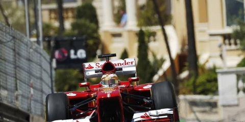 Fernando Alonso is looking not only to win the Monaco Grand Prix, but he thinks he's got a shot to win the Formula One title.