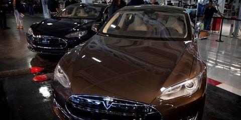 Tesla began Model S deliveries 11 months ago.
