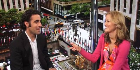 Dario Franchitti talks about this weekend's Indy 500 with Janine Brady of NBCUniversal Direct.com.