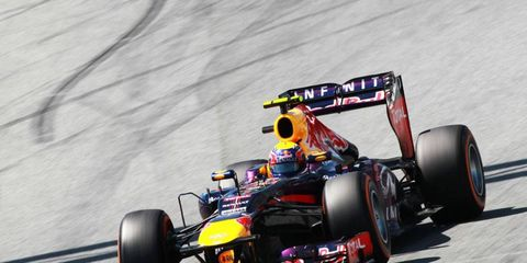 Mark Webber said in order for Red Bull Racing to have a strong finish at Monaco, it must start at the front of the pack.