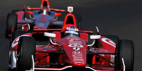 Scott Dixon is a 7-1 favorite to win the 97th Indianapolis 500.