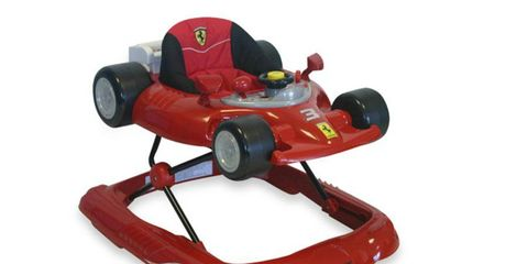 Product, Red, Toy, Carmine, Baby toys, Plastic, Space, Toy vehicle, Riding toy, Coquelicot,