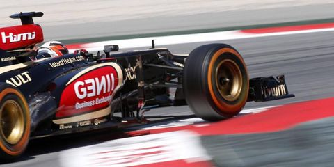 Kimi Raikonen has been quiet about rumors that have him taking over for Mark Webber at Red Bull next season.
