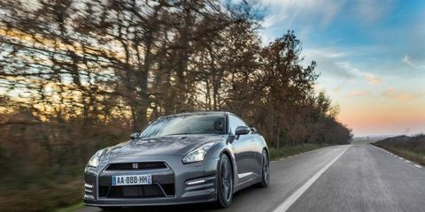 Are you gentleman enough for the Nissan GT-R Gentleman Edition?