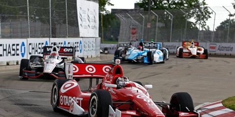 The Izod IndyCar Series will be on Belle Isle in Detroit for an historic doubleheader on Saturday and Sunday.
