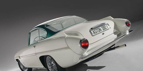 """Italian designer Giovanni Savonuzzi's futuristic """"Supersonic"""" lines were dropped on everything from Alfa Romeos to Aston Martins. The results were universally stunning."""