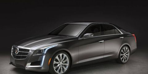 The 2014 Cadillac CTS will come with OnStar, including the free app.