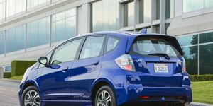 Honda just lowered the price of its Fit EV lease from $389 a month to $249. There is no money down and you get a charger free.