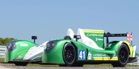 Alexander Rossi will help pilot a Greaves Zytek-Nissan Z11SNs later this month at Le Mans.