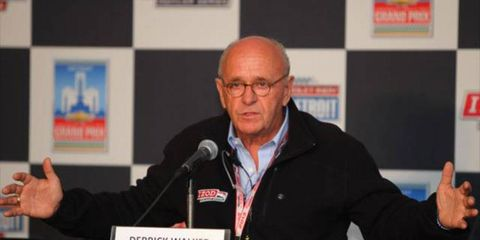 New IndyCar Series president Derrick Walker wants to give teams more room to try new things with future aero packages.