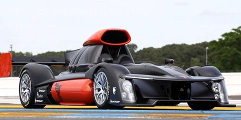The GreenGT H2 will not run at the 24 Hours of Le Mans in 2013.