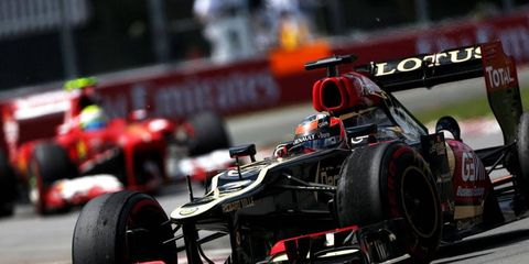 Lotus F1 has brought is some new investors to help fund the team's efforts. That money includes a U.S. investor.