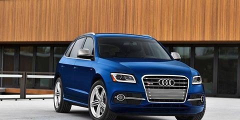 The 2014 Audi SQ5 stickers for $51,900.