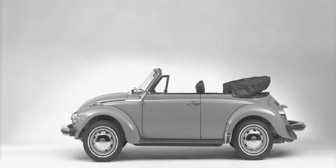 Volkswagen sales declined rapidly in the mid-1970s -- down about 50 percent from peak sales earlier in the decade.
