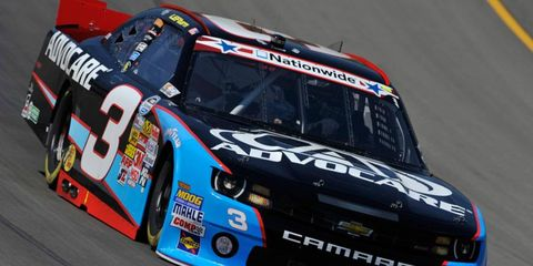 Austin Dillon has been strong in the Nationwide Series so far this season. He snagged another pole on Saturday in Michigan.