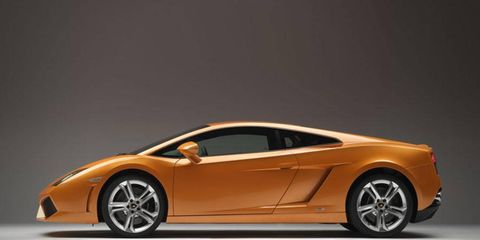 We'll get a better look at the Lamborghini Gallardo replacement, which may be called the Cabrera, at the upcoming Frankfurt motor show.